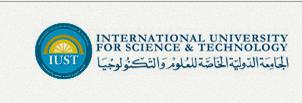 الجامعة الدولية الخاصة للعلوم والتكنولوجيا - نبذة عن قسم القبول و التسجيل