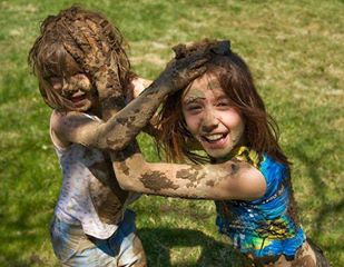 استخدام الطين في غسل الشعر