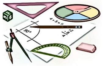 نموذج اختبار رابع في الرياضيات للعاشر فترة ثالثة