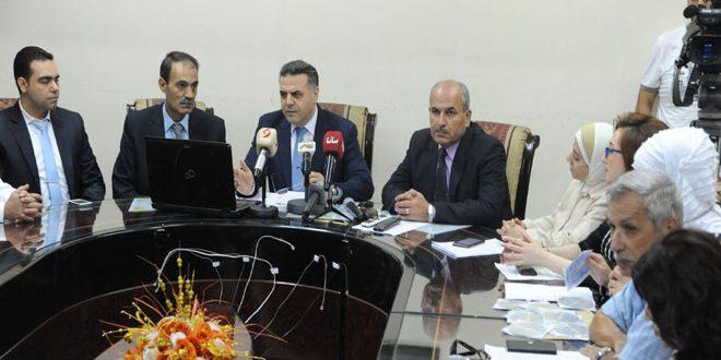وزارة التربية السورية أصدرت تعليمات الدورة الثانية 2016 لامتحانات الشهادة الثانوية بكل فروعها