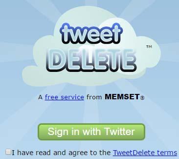حذف جميع تغريدات التويتر بضغطة زر بكل سهولة delete all my tweets