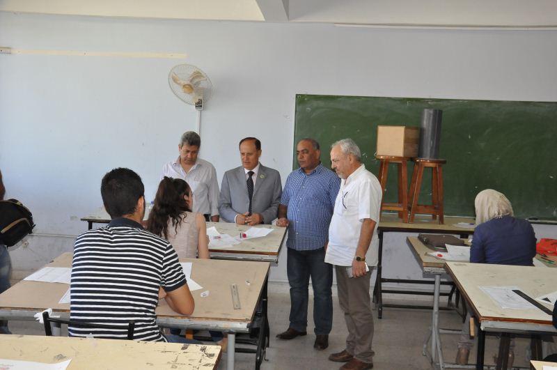 جامعة حمص جولة على امتحانات القبول في كليتي المعمارية والموسيقية 2016-2017