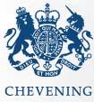 منح دراسية 2017-2018 لدراسة الماجستير ببريطانيا تقدمة Chevining