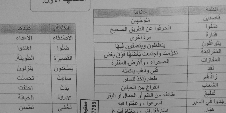 مسرحية الراعي الامين  الفصل الثاني لصف السابع   في الامارات
