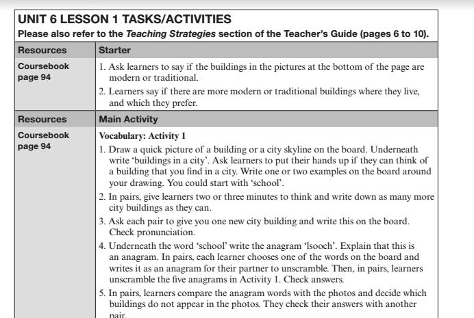 دليل المعلم لمادة اللغة الانكليزي الفصل الثاني لصف السابع  في الامارا