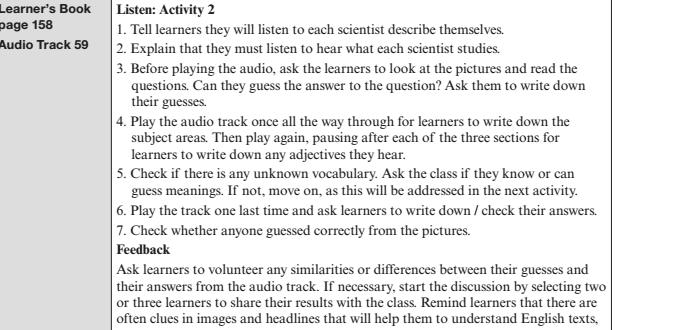 دليل المعلم  لمادة الانكليزية  الفصل الثالث لصف الخامس  في الامارات
