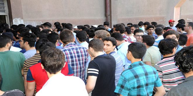 البكالوريا 2017 في سوريا - أكثر من 205 آلاف طالب وطالبة