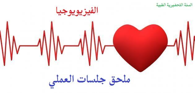 ملحق جلسات العملي للتحضيرية الطبية في سوريا