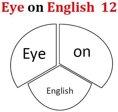 نوطة عين على الإنكليزية لطلاب البكلوريا الفرعين العلمي والأدبي