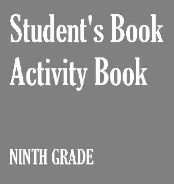 انجليزي التاسع نصوص الكتابين شاملين مع اسئله الامتحان النصوص وصور توضيحيه