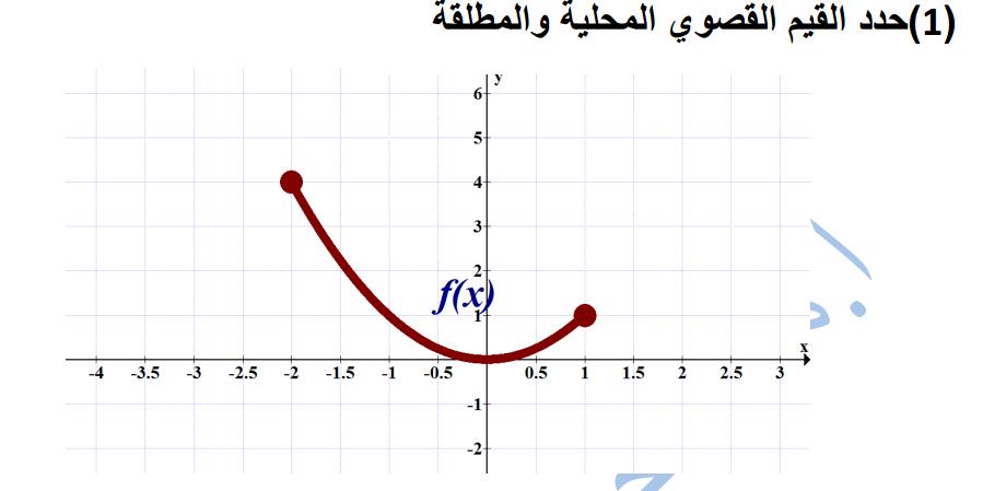 نوطة هاااامة لتمارين الرياضيات