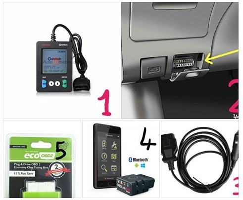 مأخذ ال obd on board diagnostic system
