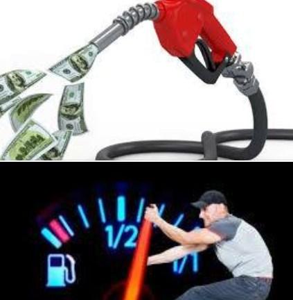 مشكلة صرف البنزين في السيارة