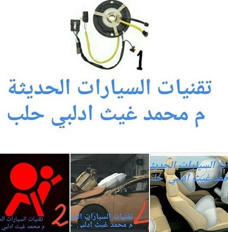 الوسادة الهوائية ( Airbag)