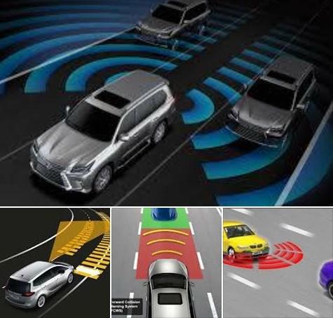 انظمة الامان في السيارات الحديثة