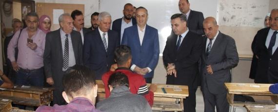 عدد المتقدمين لامتحان شهادة التعليم الأساسي 2018 سوريا