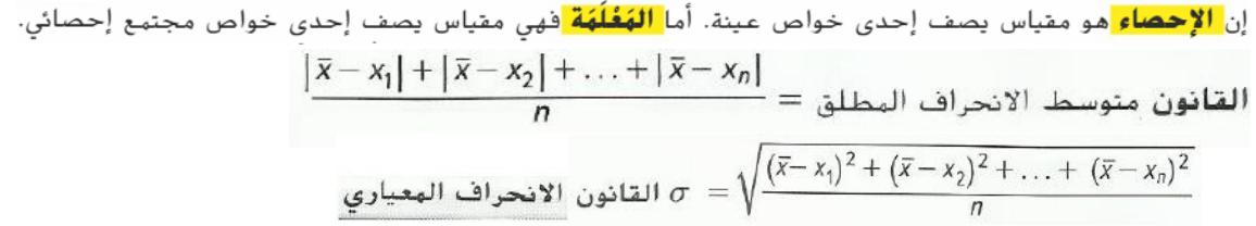 رياضيات نوطة ذهبية لمراجعة الوحدات 9+10+11+12+13+14+15