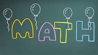 ورقة اختبار لمادة الرياضيات الصف الثامن المتوسط 2018-2019