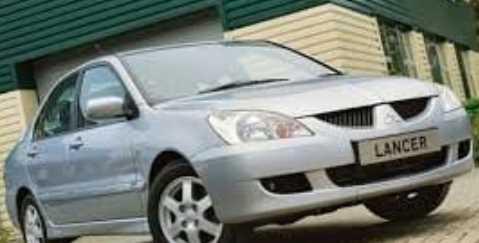 شراء سيارة مستعملة لانسر 2006/2007