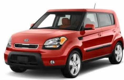 شراء سيارة مستعملة كيا سول
