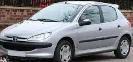 شراء سيارة مستعملة بيجو 206 الفرنسية/ الايرانية