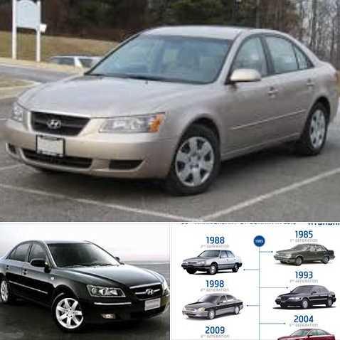 شراء سيارة مستعملة هيونداي سوناتا 2006/2010