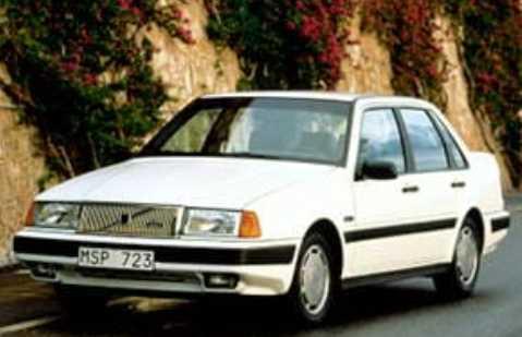 شراء سيارة مستعملة فولفو 440/460