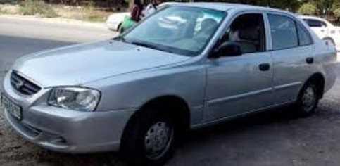 شراء سيارة مستعملة هيونداي فيرنا الهندية