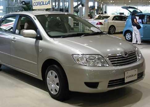 شراء سيارة مستعملة تويوتا كورولا