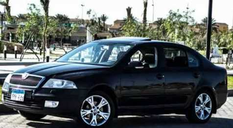شراء سيارة مستعملة سكودا اوكتافيا 2006/2011
