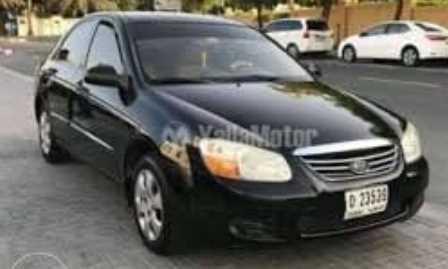 شراء سيارة مستعملة كيا سيراتو 2007/2009