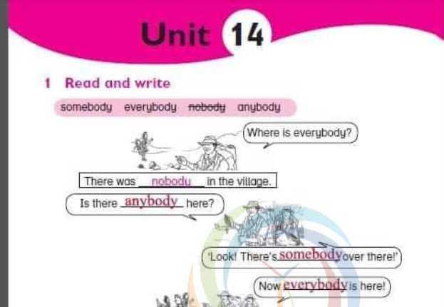 حل الدرس 14 اللغة الانكليزية الصف الخامس