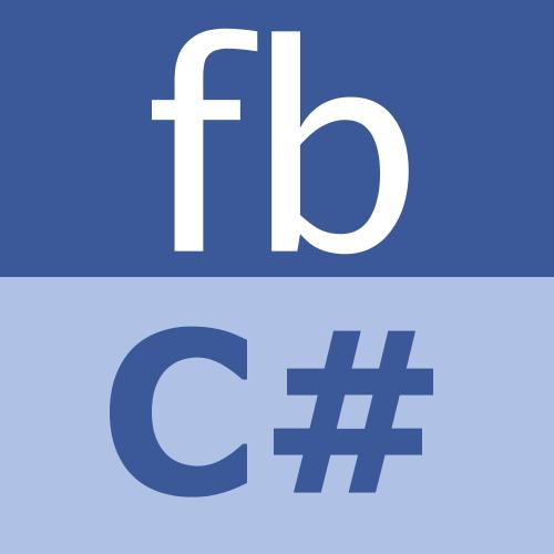 كيفية انشاء تطبيق على الفيس بوك c#