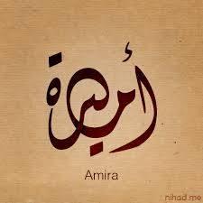 أميرة - Amira